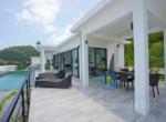 Villas à vendre - 3 chambres - vue sur mer -Chaweng Noi - Koh Samui11