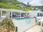 Villas à vendre - 3 chambres - vue sur mer -Chaweng Noi - Koh Samui29