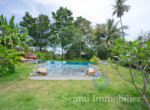 Appartement à vendre -2 chambres - vue sur mer - Chaweng - Koh Samui17