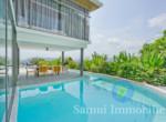 Villa à vendre - 3 chambres - vue sur mer - Hua Thanon - Koh Samui101