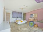 Villa à vendre - 3 chambres - vue sur mer - Hua Thanon - Koh Samui115