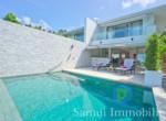Villa à vendre - 4 chambres - vue sur mer - Plai Laem - Koh Samui100